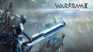 Let's Play Warframe - Obtaining Archwing Part 1 - The Archwing Quest