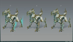 Marco-hasmann-kubrow-kavat-fu-dog-skin-first-pass-variations