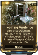 Teeming Virulence