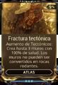 Fractura tectónica