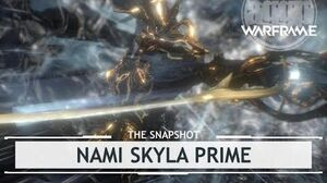 Warframe Nami Skyla Prime & All the Bodily Fluids thesnapshot