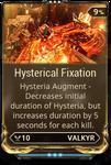 Fixation Hystérique