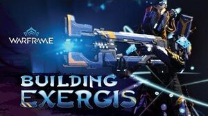 Warframe Exergis - 3 forma build