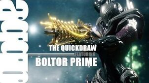 A Gay Guy Reviews Boltor Prime, The Penetrator