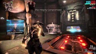 Warframe - Saturn - Pallene - Sabotage (Solo) -PS4 Gameplay HD-