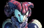 Mirage-Helm: Harlequin