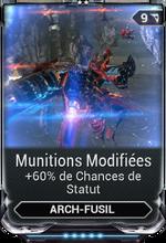 Munitions Modifiées