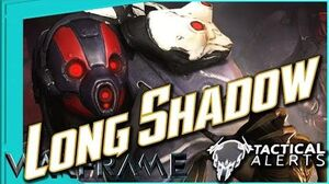 TACTICAL ALERT LONG SHADOW - Revenge of the Nightwatch Warframe