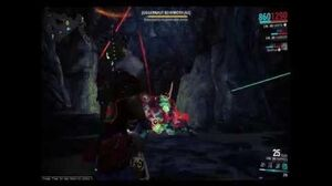 Warframe - Black Seed Scourge - Juggernaut Behemoth