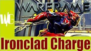 Warframe Builds - IRONCLAD CHARGE AUGMENT Rhino Prime - Update 16