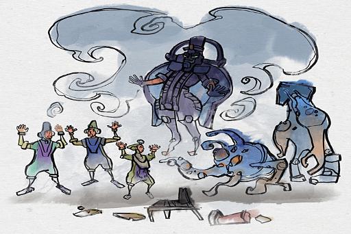 D Line Drawings Quest : Gerzuun dragon quest wiki fandom powered by wikia