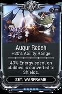 Augur Reach