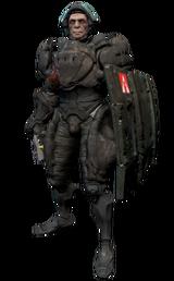 Lancero Protector