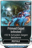Primed Expel Infested