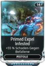Mod PrimedPistole ExpelInfested