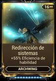 Redireccionamiento del sistema