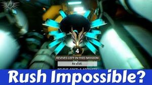Warframe Archwing Rush Unmodded is it Impossible