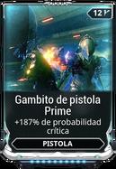 Gambito de pistola Prime