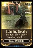 Spinning Needle