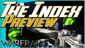 THE INDEX PREVIEW - Hooray for Capitalism Warframe