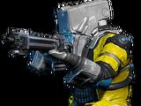 Homme d'Équipage Sniper