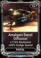 Amalgam Barrel Diffusion