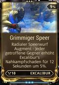 Mod Augment GrimmigerSpeer2