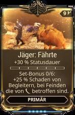 Jäger: Fährte