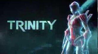 Perfil de Warframe - Trinity