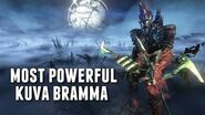 Warframe THE HUNT FOR THE MOST POWERFUL KUVA BRAMMA!
