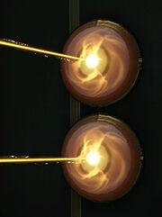 Активная лазерная плита