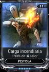 Carga incendiaria