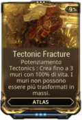 TectonicFracture