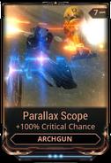 Parallax Scope