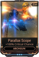 Parallax Scope