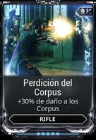 Perdición del Corpus