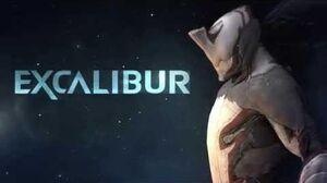 Perfil de Warframe - Excalibur