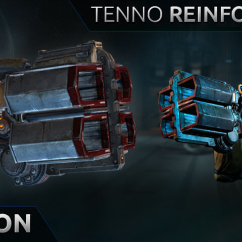 Tenno Reinforcements - Drakgoon
