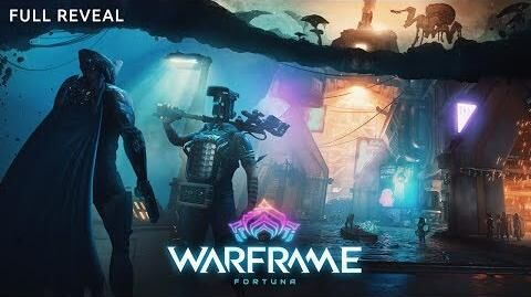 Warframe Fortuna & Railjack - FULL 32-Minute Gameplay Demo