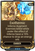 ExothermicMod