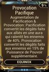 Provocation Pacifique