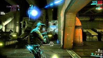 Warframe - Saturn - Hyperion - Exterminate -PS4 Gameplay HD-