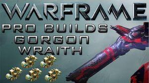 Warframe Gorgon Wraith 5 Forma Update 12.4