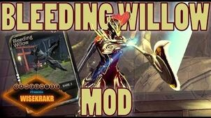 GamesWise BLEEDING WILLOW MOD Polearms Melee 2