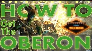 GamesWise HOW TO FARM THE OBERON After Update 13 - Warframe Hints Tips