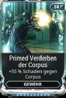 Primed Verderben der Corpus