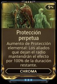 Protección perpetua
