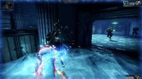 Warframe Kieferschwert Gameplay (Jaw sword)