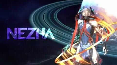 Warframe Profile Nezha