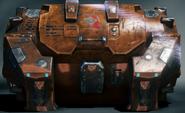 Необычный контейнер гринир